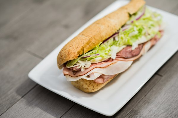 Find sub & sandwich delivery and takeout options in Salina.
