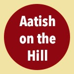 Aatish on the Hill