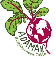 Logo for Adamah Neighborhood Table