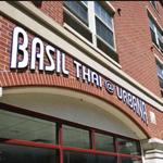 Basil Thai at Urbana