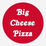 Logo for Big Cheese Pizza