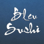 Logo for Bleu Sushi