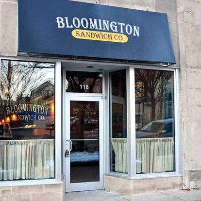 Bloomington Sandwich Co.