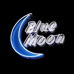 Logo for Blue Moon Bar & Grill
