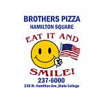 Brother's Pizza Hamilton Ave