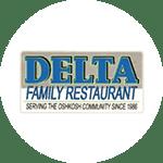 Delta Family Restaurant in Oshkosh, WI 54902