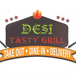 Logo for Desi Tasty Grill