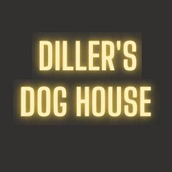 Logo for Diller's Dog House