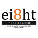 Ei8ht Noodles in Vancouver, WA 95685