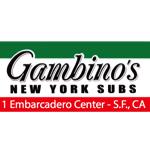 Gambino's New York Subs in San Francisco, CA 94111