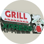 Logo for Grill Xpress