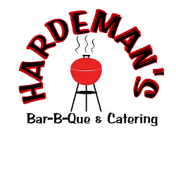 Logo for Hardeman's Bar-B-Que and Catering