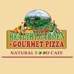 Logo for Healthy Garden Cafe & Gourmet Pizza