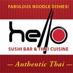 Hello Sushi Bar & Thai Cuisine