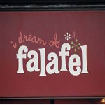 I Dream of Falafel - Belmont