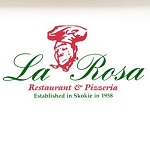 Logo for La Rosa Pizzeria - Highland Park