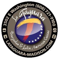 Logo for La Taguara - East Washington Ave