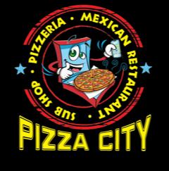 Logo for Pizza City