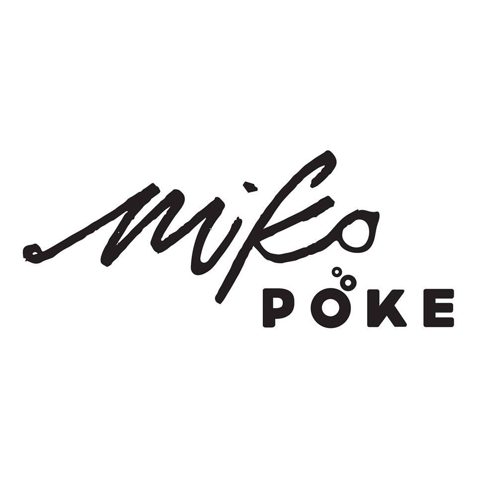 Logo for Miko Poke