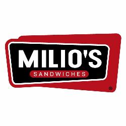 Logo for Milio's Sandwiches - Madison, Eastpark Blvd