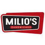 Logo for Milio's Sandwiches - Madison, Regent St