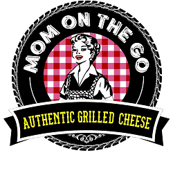 Mom on the Go - Authentic Grilled Cheese