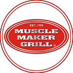 Logo for Muscle Maker Grill