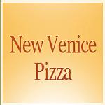 Logo for New Venice Pizza