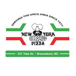 Logo for New York Pizza