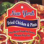 NY Fried Chicken & Pizza