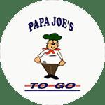 Logo for Papa Joe's To Go