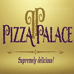 Logo for Pizza Palace
