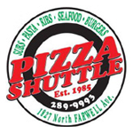 Logo for Pizza Shuttle