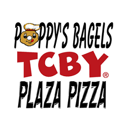 Poppy's Bagels Pizza and TCBY
