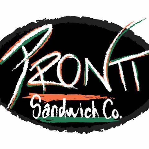 Pronti Sandwich Company