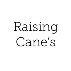 Logo for Raising Canes - Cedar Falls Viking Plaza Dr