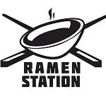 Logo for Ramen Station