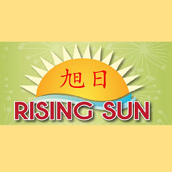 UC Irvine Food Delivery Rising Sun Chinese Food for UC Irvine Students in Irvine, CA