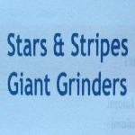 Stars & Stripes Giant Grinders