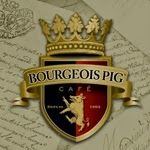 The Bourgeois Pig Cafe