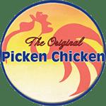 Logo for The Original Picken Chicken