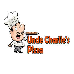 Logo for Uncle Charlie's Pizza