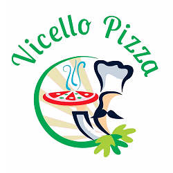 Logo for Vicello's Pizza