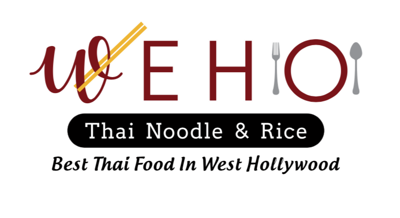 UCLA Food Delivery WEHO Thai Noodle & Rice for UCLA Students in Los Angeles, CA